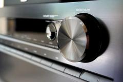 Stereoanlage AV Receiver