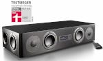 Nubert nuPro AS-250_schwarz Soundbar Test